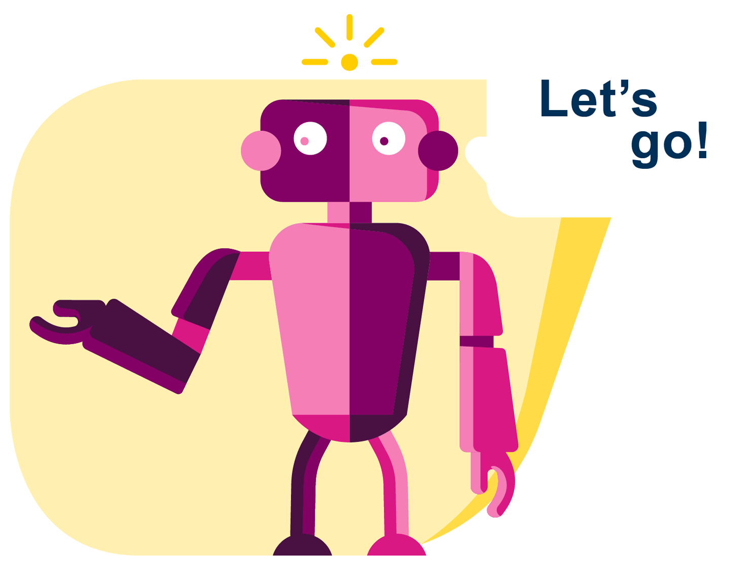 Vizolution robot