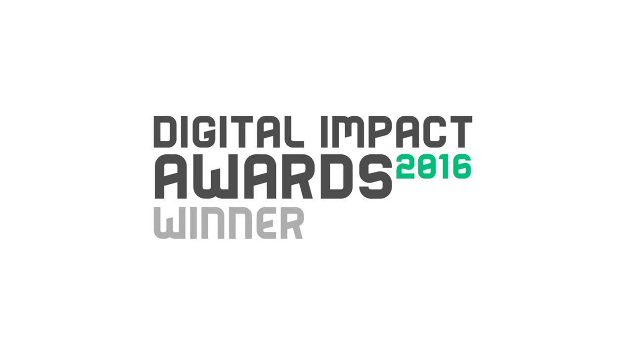 Digital Impact Awards: Vizolution Wins Gold for Innovation