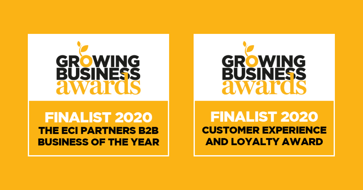 Growing Business Awards: Vizolution Shortlisted for Two Awards!
