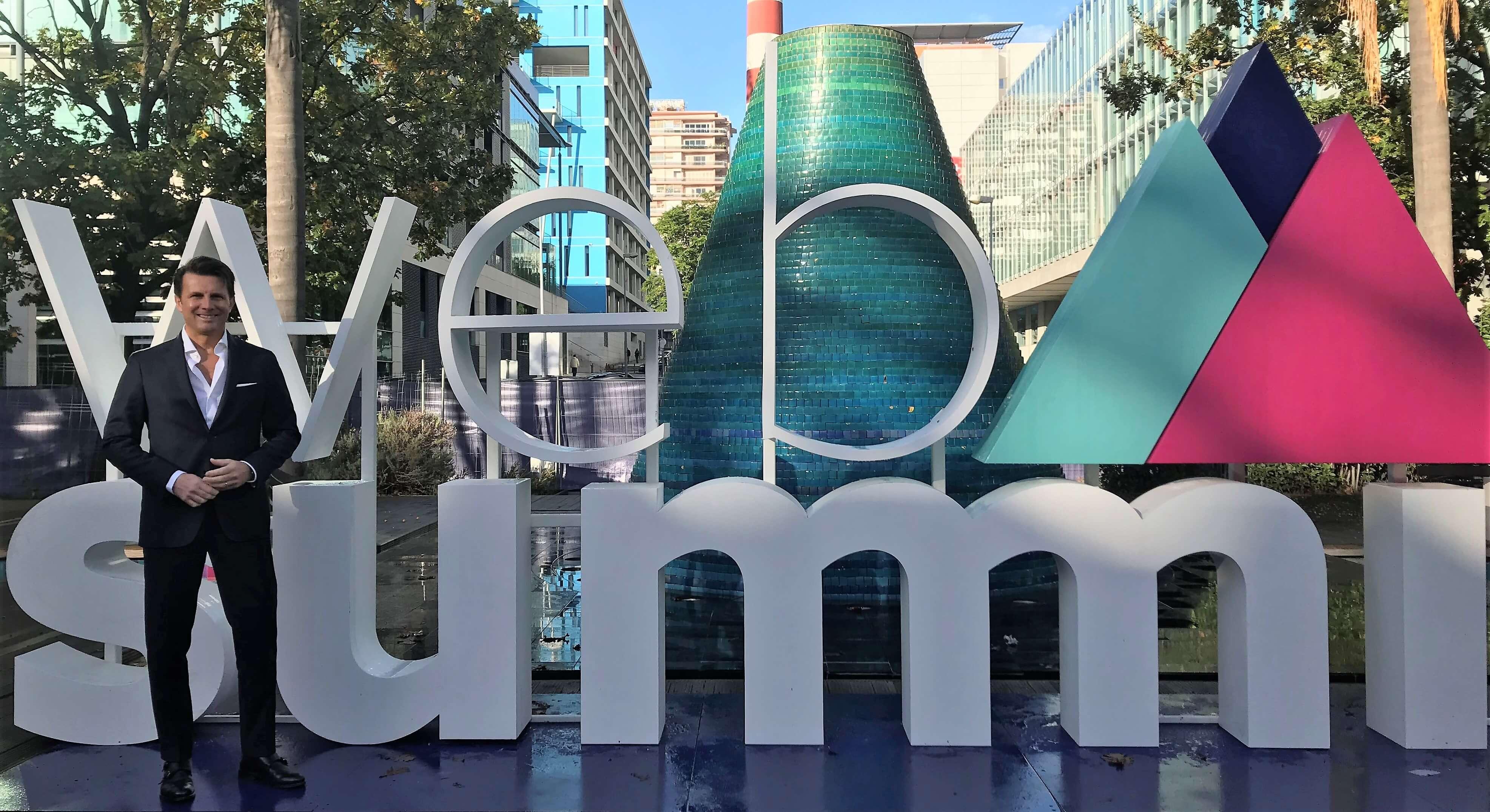 Web Summit 2018: Interview with Fabio Tessera