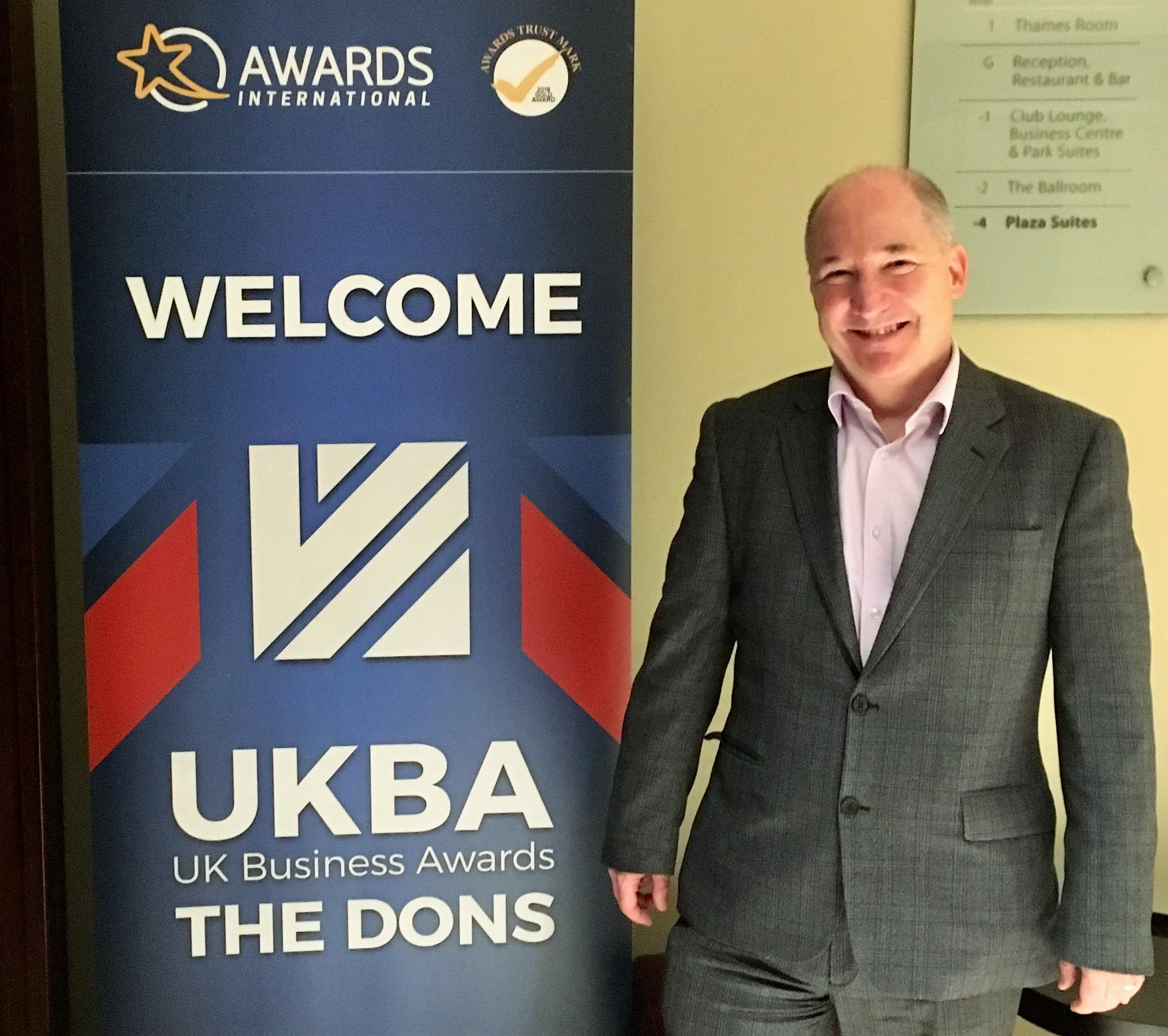 UK Business Awards: Vizolution and RBS Win Gold