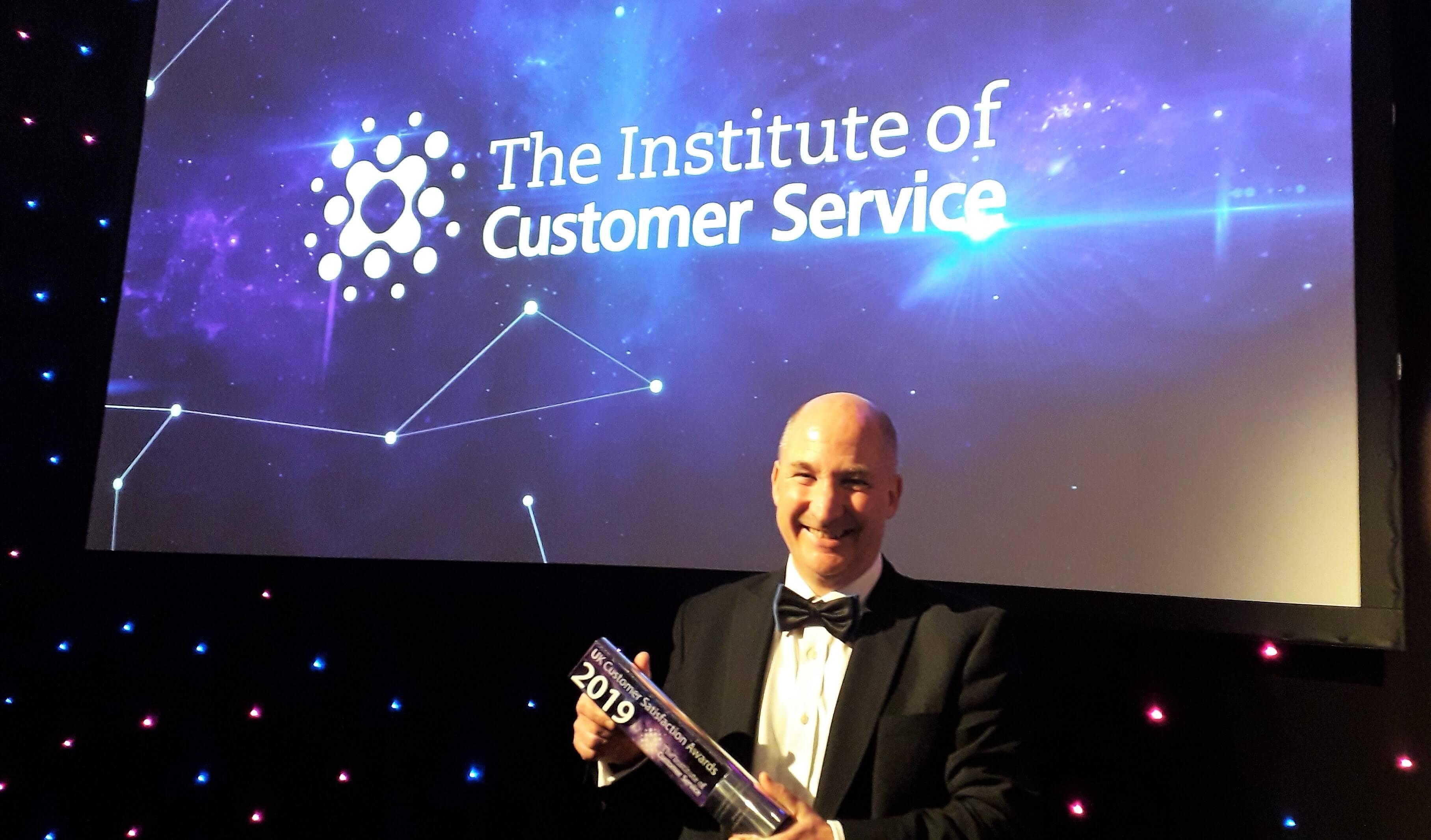 Vizolution Win UK Customer Satisfaction Awards for the 2nd Year Running