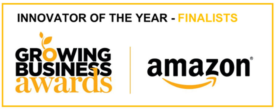 Amazon Growing Business Awards Finalist