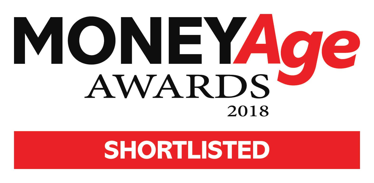 Money Age Awards Shortlisted