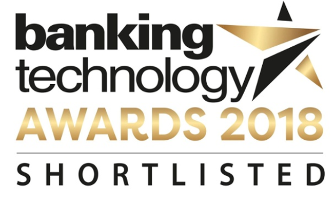 Banking Technology Awards Shortlisted