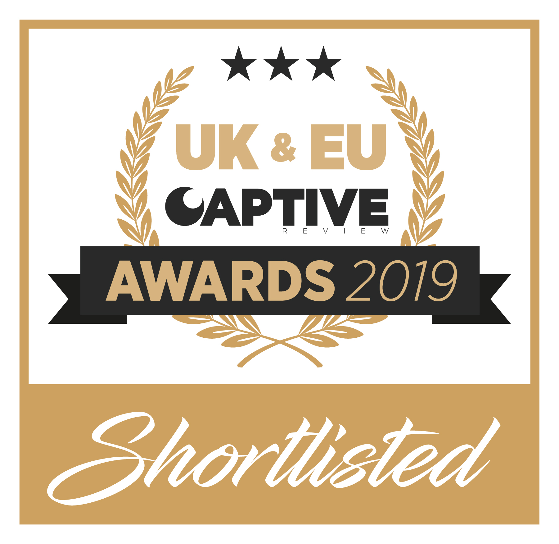 Vizolution and BNPP Shortlisted at UK & European Captive Review Awards 2019