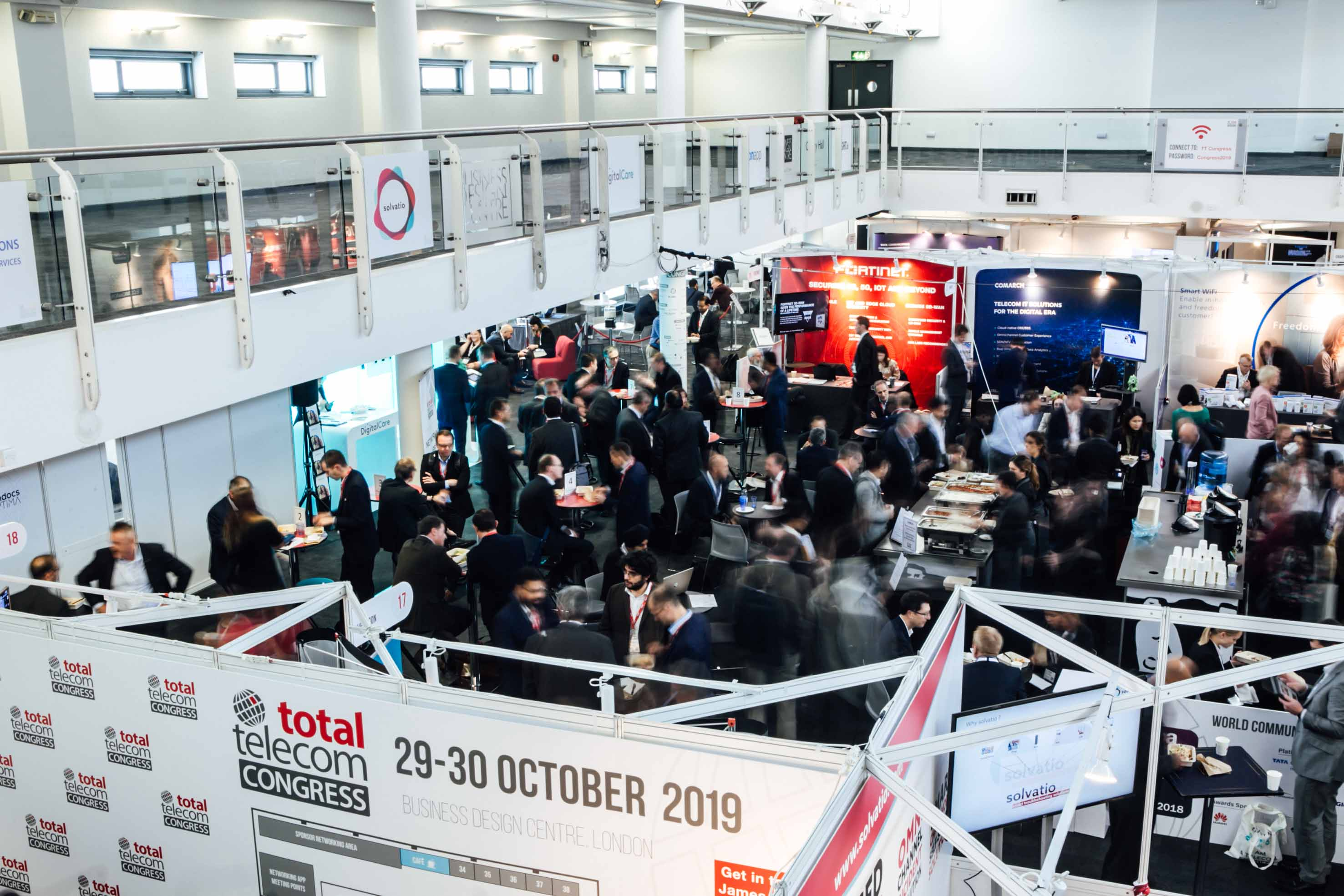 Vizolution to Connect with Top Telcos at Total Telecom Congress