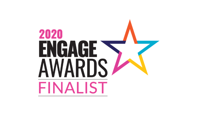 Engage Awards 2020: Vizolution & RBS Shortlisted for Best Use of Technology