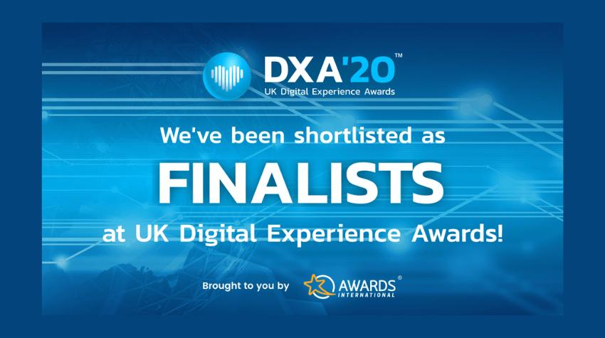 Vizolution and RBS Finalists at UK Digital Experience Awards 2020