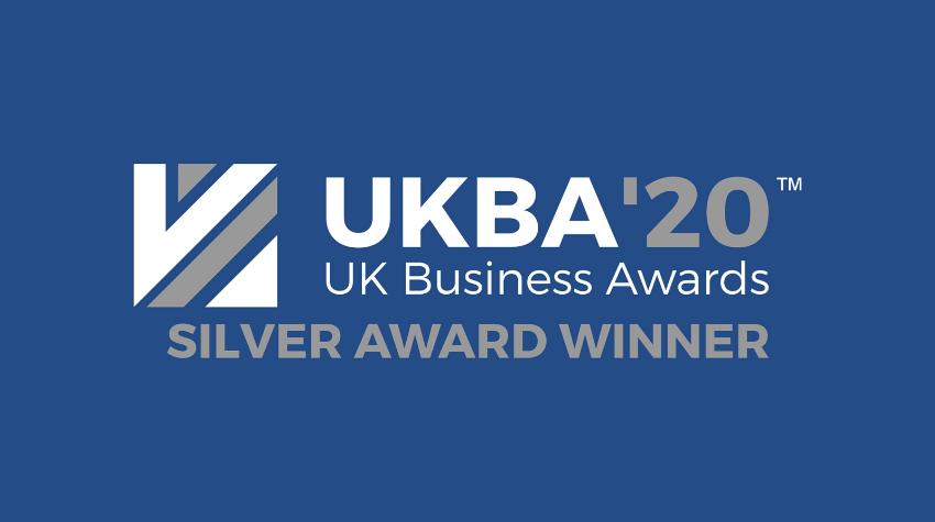 UK Business Awards 2020:  RBS and Vizolution Win Silver Award!