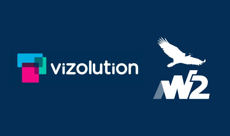 Vizolution and W2 Announce Strategic Partnership!