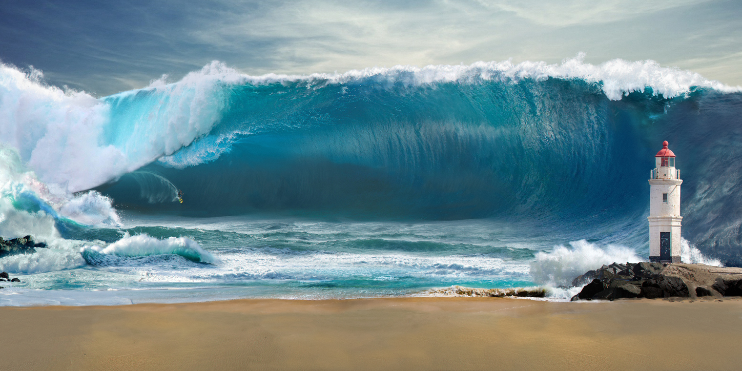 The debt tsunami is coming. Are lenders prepared to ride out the wave?
